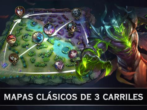 Mobile Legends: Bang Bang captura de pantalla 6