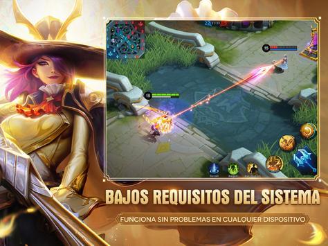 Mobile Legends: Bang Bang captura de pantalla 16