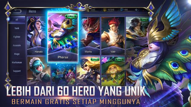 download mod gm mobile legend agustus 2018