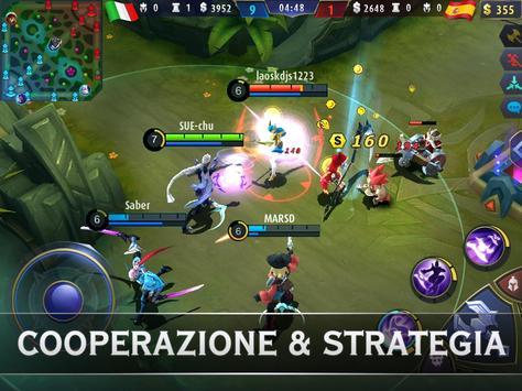 7 Schermata Mobile Legends: Bang Bang