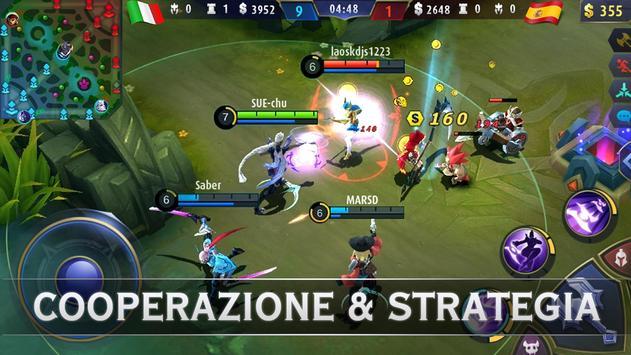 2 Schermata Mobile Legends: Bang Bang