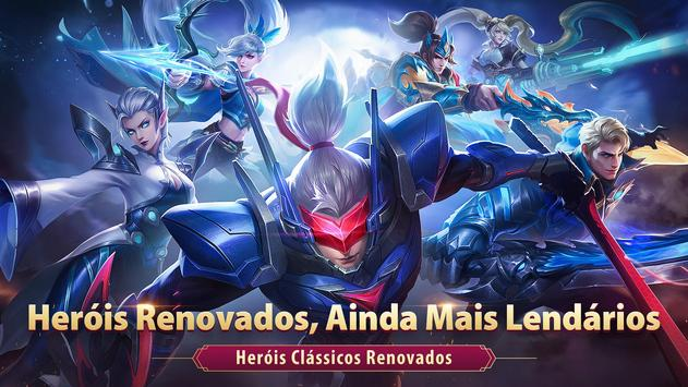 Mobile Legends: Bang Bang Cartaz