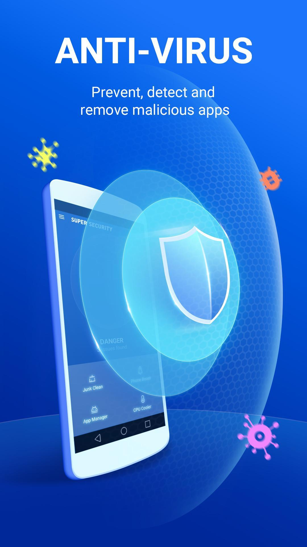 Antivirus - Virus Scanner & Remover for Android - APK Download