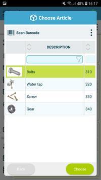 The Smart Work Order app 스크린샷 4
