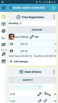 The Smart Work Order app 스크린샷 6