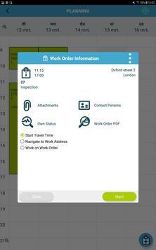 The Smart Work Order app 스크린샷 10