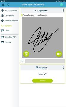 The Smart Work Order app 스크린샷 15