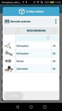 Die kluge Arbeitsauftrags-App Screenshot 4