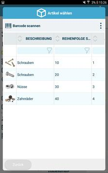 Die kluge Arbeitsauftrags-App Screenshot 14