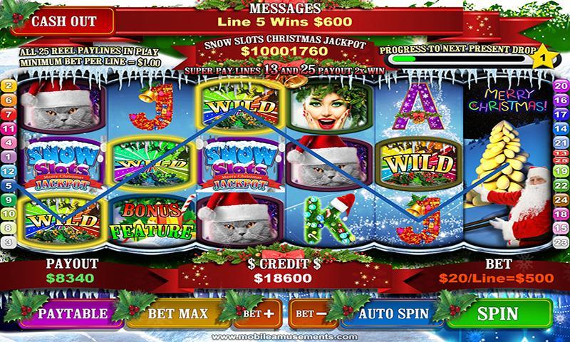 Casino Alberta - Elefantes Slot Machine