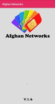 Afghan Networks poster