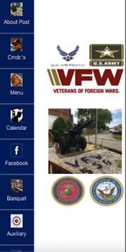 VFW Post 556 screenshot 2
