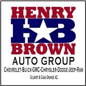 Henry Brown Auto Group 图标