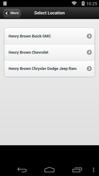 Henry Brown Auto Group 海报
