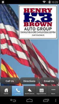 Henry Brown Auto Group 截图 2