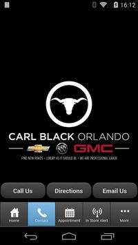Carl Black Orlando Chevy Buick screenshot 1