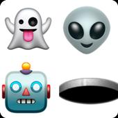 GHICESTE EMOTICONUL / EMOJI icon