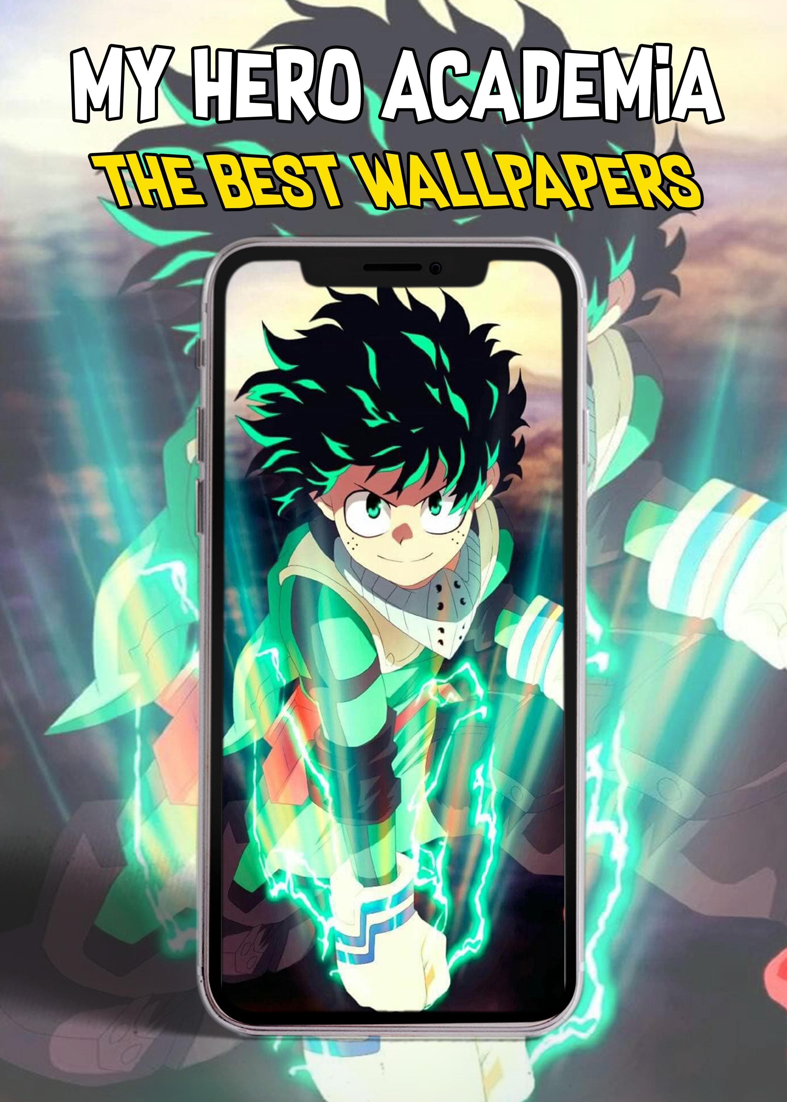 Mha Wallpapers Hd For Android Apk Download