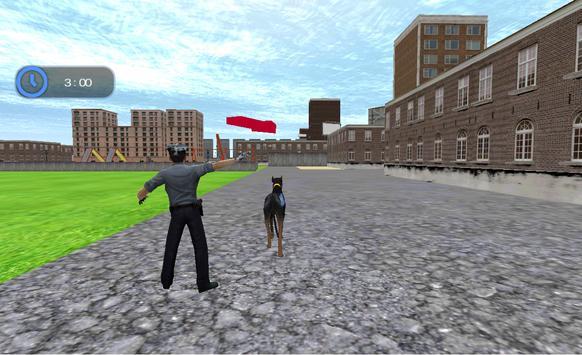 police dog criminal chase screenshot 13