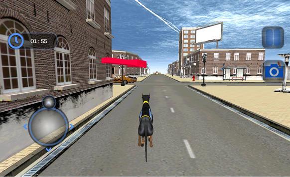 police dog criminal chase screenshot 14