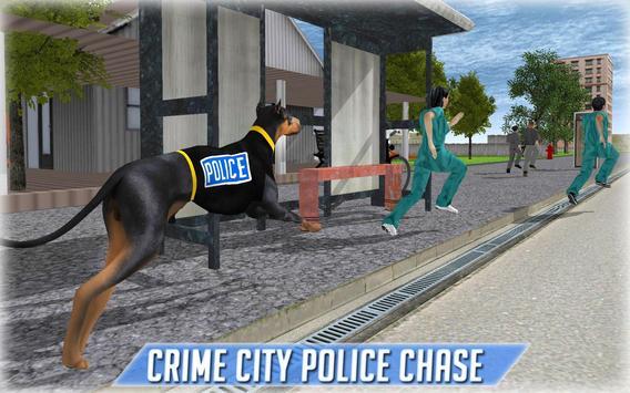police dog criminal chase screenshot 4
