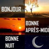 Bonjour Bonne Apres Midi Nuit Bonsoir Amour For Android Apk