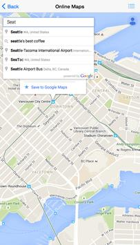 Subway Maps Canada screenshot 6