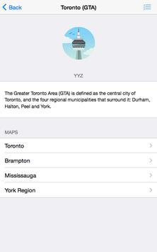 Subway Maps Canada screenshot 13