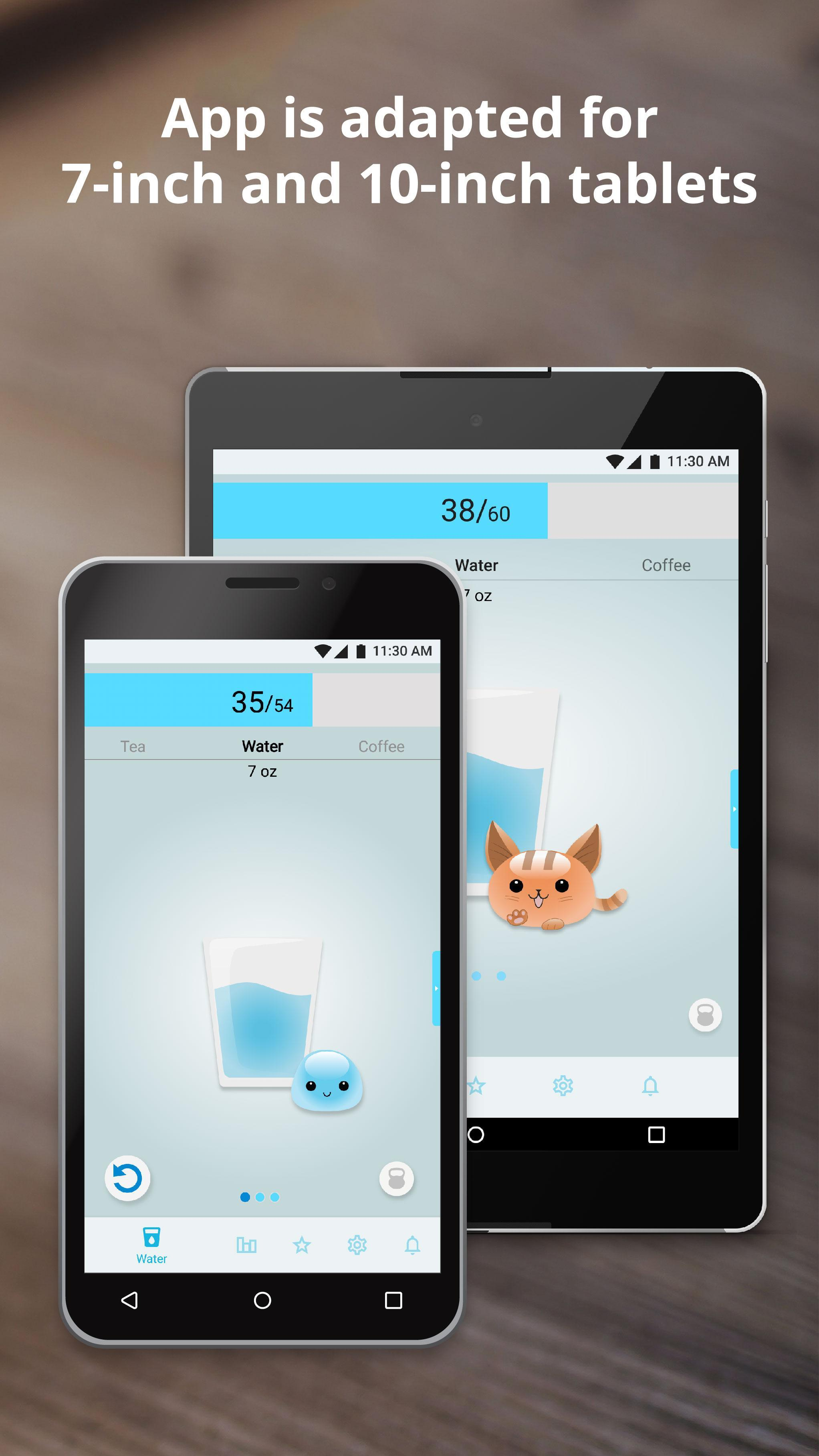 Drink Water Tracker 💧 Water Reminder & Alarm for Android - APK Download