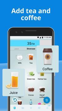Water Tracker & Drink Reminder screenshot 1