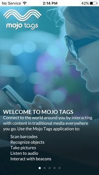 Mojo Tags screenshot 1
