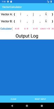 Vector Calculator poster