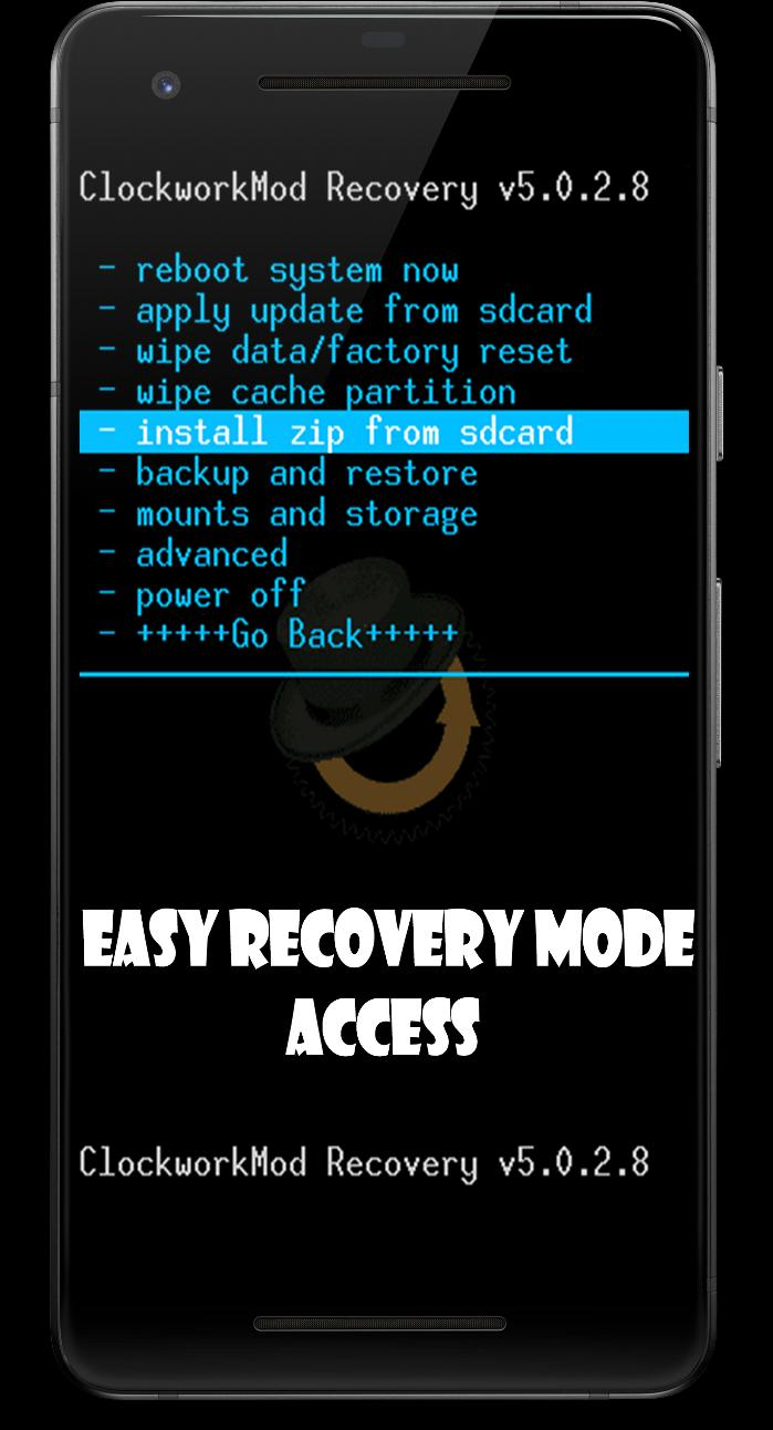 Reboot to recovery/Bootloader (root) for Android - APK Download