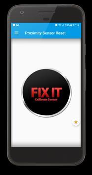 Proximity Sensor Reset/Fix (+Overrider service) screenshot 1