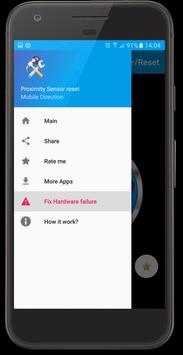 Proximity Sensor Reset/Fix (+Overrider service) screenshot 6