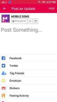 Mobiledsng screenshot 4