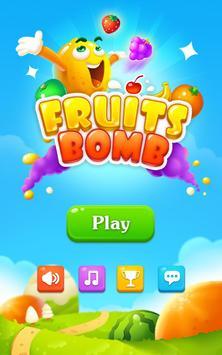 Fruits Bomb تصوير الشاشة 21