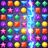 Jewels Crush- Match 3 Puzzle icon