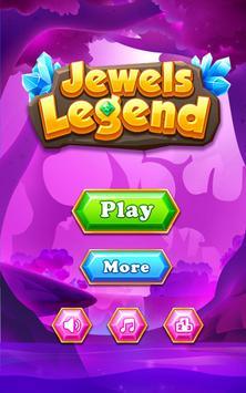 Jewels Track - Match 3 Puzzle screenshot 14
