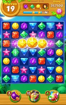 Jewels Track - Match 3 Puzzle screenshot 16