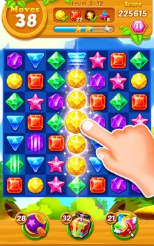 Jewels Track - Match 3 Puzzle screenshot 10