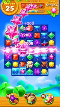 Jewels Track - Match 3 Puzzle screenshot 5