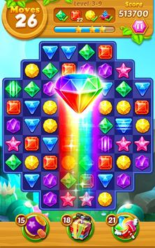 Jewels Track - Match 3 Puzzle screenshot 9
