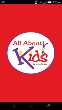 All About Kids poster