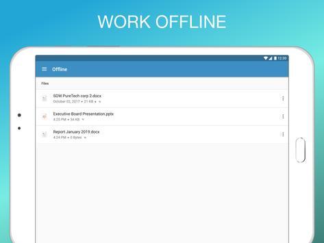 MobileIron Docs@Work 截图 10