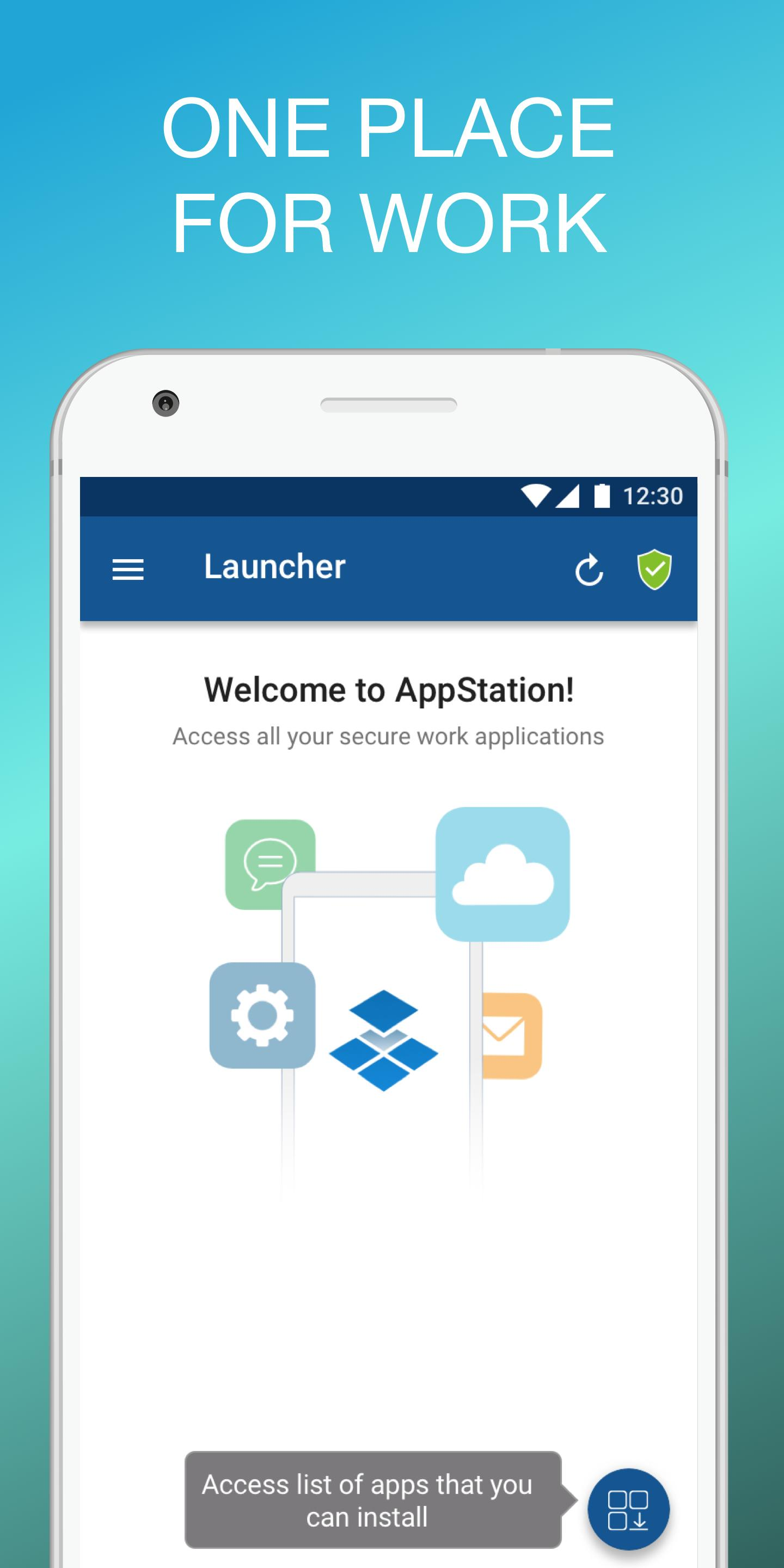 MobileIron AppStation for Android - APK Download
