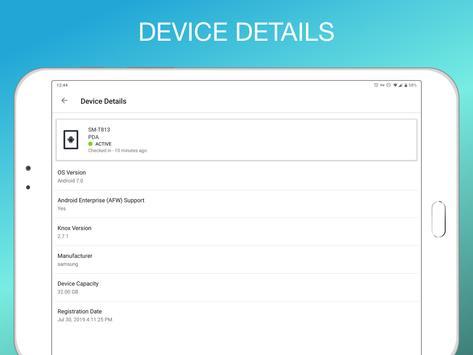 Mobile@Work screenshot 13