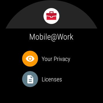 Mobile@Work screenshot 24