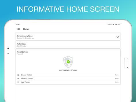 Mobile@Work screenshot 8