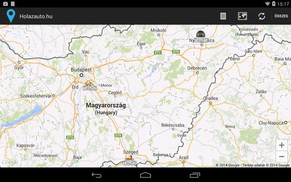 Whereis.eu screenshot 1